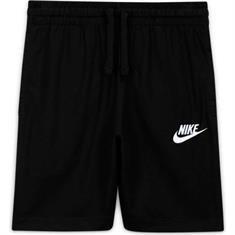 Nike Sportswear Big Kids jongens sportshort zwart