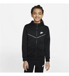 Nike Sportswear Club Fleece vest jongens zwart