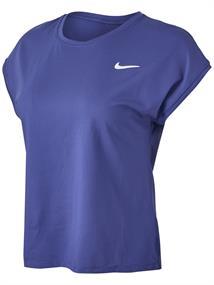 Nike Sportswear Club Man dames sportshirt paars