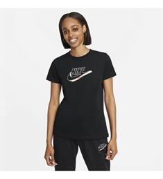 Nike Sportswear dames sportshirt zwart