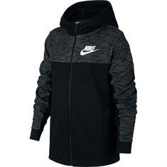 Nike Sportswear hoodie jongens sportsweater zwart