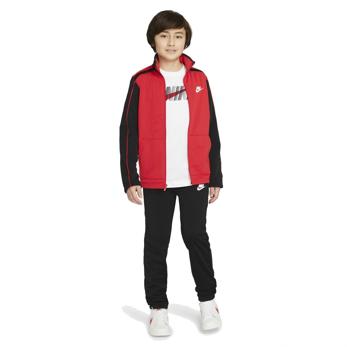 Nike SportswearFutura Big junior trainingspak