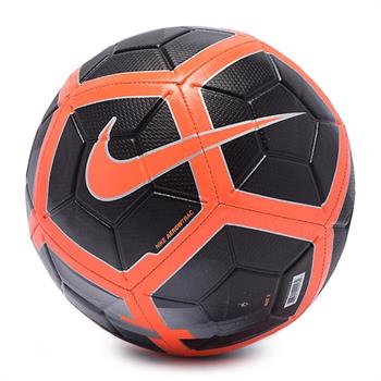 Nike Strike Football Bal ZWART