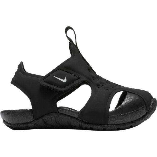 ef10ec00ade Nike Sunray Protect 2 jongens sandalen zwart van slippers & sandalen