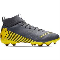Nike Superfly 6 FG/MG junior voetbalschoenen geel