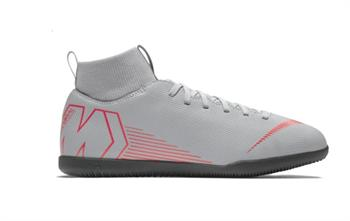 Nike Superfly x 6 Club Junior indoor voetbalschoen antraciet
