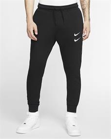 Nike Swoosh Crew heren sportbroek zwart