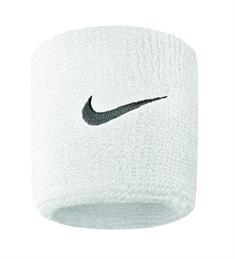 Nike Swoosh Wristband zweetbandjes wit