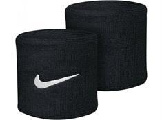 Nike Swoosh Wristband zweetbandjes zwart