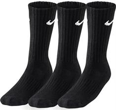 Nike SX4700.001 sportsokken zwart