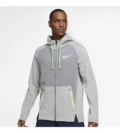 Nike Therma Fit heren casual sweater grijs dessin