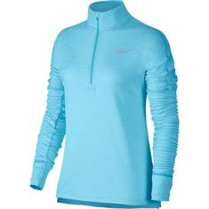 Nike Therma Sphere Top dames hardloopshirt bleu