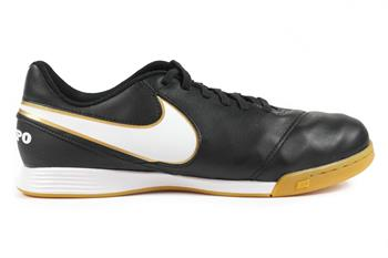 Nike Tiempo Legend Junior indoor voetbalschoen ZWART