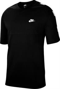 Nike Top Hybrid heren sportshirt zwart