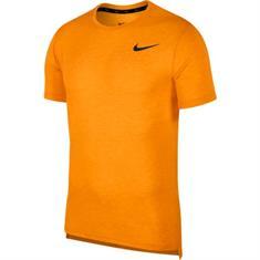 Nike Top Hyper Dry SS heren sportshirt oranje