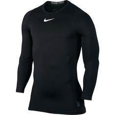 Nike TopLs Comp heren hardloopshirt zwart