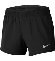 Nike WOMENS 2-IN-1 RUNNING SHORTS dames sportshort zwart