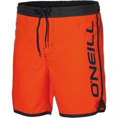 O'neill Frame Logo Short heren beach short oranje