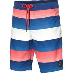 O Neill LongFreak Boardshort heren beach short blauw dessin