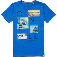 O'neill Neos S/S T-Shirt jongens shirt kobalt