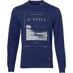 O'neill Sonic Sweatshirt heren casual sweater blauw