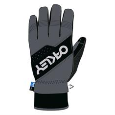 OAKLEY Factory Winter Gloves snowboard handschoenen antraciet