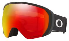 OAKLEY flight Path XL Matte Black goggle zwart