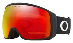 OAKLEY Flight Tracker XL Matte Black goggle zwart
