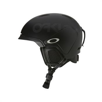 OAKLEY MOD 3 Factiory pilot Skihelm SR ZWART