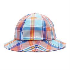 Obey Arthur Bucket caps blauw