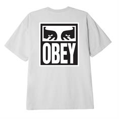 Obey Eyes Icon 2 heren shirt wit