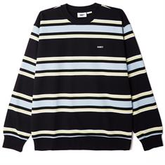Obey Jones Crew heren sweater zwart