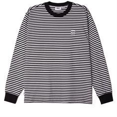 Obey Legacy Longsleeve Tee heren sweater zwart