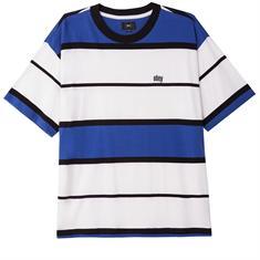 Obey Mercy Tee heren shirt blauw