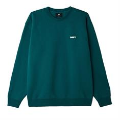 Obey Obey Bold heren sweater jade