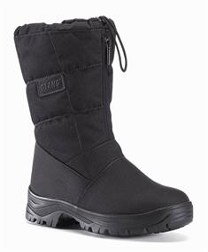 Olang Anti Slip Stubai +Spikes heren snowboots zwart