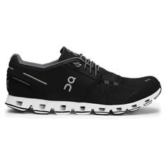 On Running Cloud Black / White heren hardloopschoenen zwart