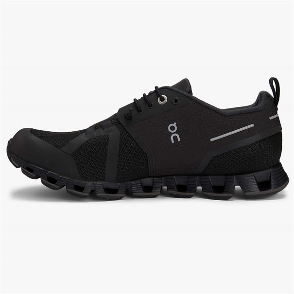 On Running Cloud Waterproof heren hardloopschoenen zwart