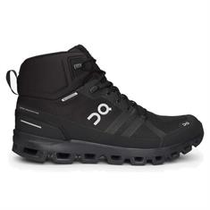 On Running Cloudrock Waterproof heren wandelsneaker zwart