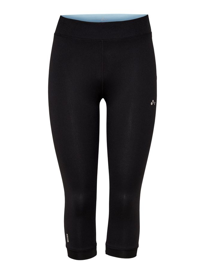 Only Calinda 3/4 tight dames hardloopbroek driekwart