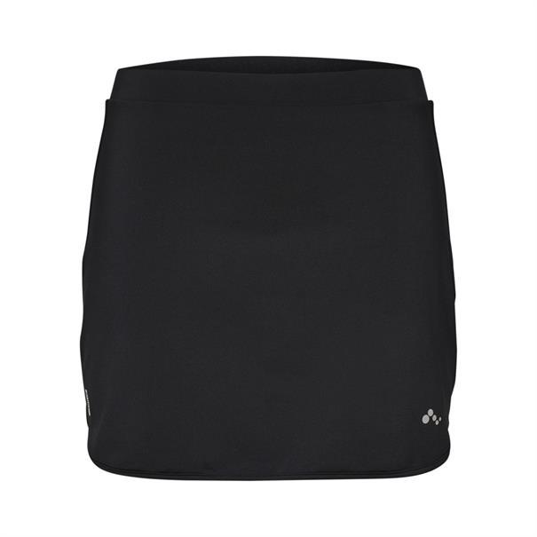 Only Katy Training Skort dames tennisrokje zwart