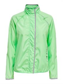 Only Onpperformance Run Jacket dames hardloopjack groen