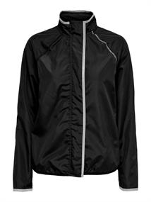 Only Onpperformance Run Jacket dames hardloopjack zwart