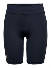 Only Onpperformance Run Tight Short dames sportbroek 3/8 zwart