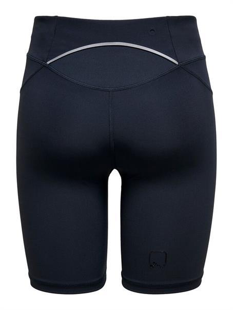 Only Onpperformance Run Tight Short dames sportbroek 3/8 zwart