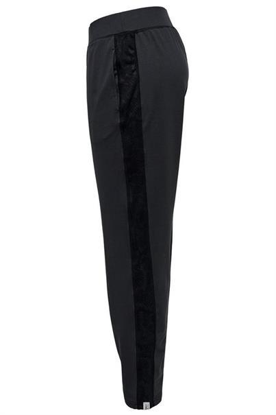 Only Python Sweat Pants dames sportbroek zwart