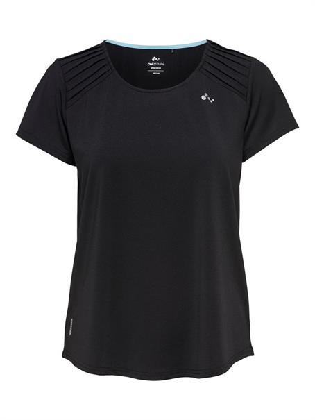 Only Shoko SS Training dames sportshirt zwart