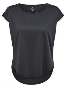 Only Valesca C.SS Tr.Tee dames sportshirt zwart