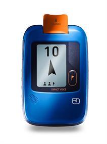 Ortovox Diract Voice lawinepieper blauw