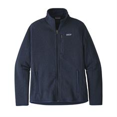 Patagonia Better Sweater Jack heren fleece marine